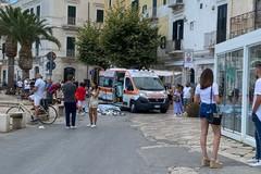 Violento pestaggio sul Porto di Trani: due feriti