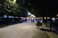 In Villa col risciò: pericolo domenica sera per i visitatori