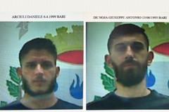 Detenuti evasi dal Carcere di Trani, proseguono le ricerche in tutta la Puglia