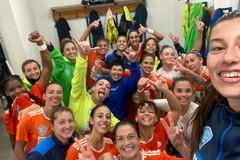 Calcio femminile, vittoria dell'Apulia Trani contro l'Aprilia Racing per 2-1