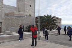 Intervista a due turisti in visita a Trani
