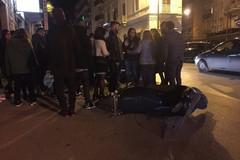 Investito mentre attraversava la strada, giovane tranese in ospedale