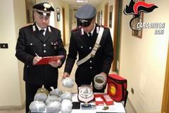 Nascondevano marijuana in casa, arrestati due giovani tranesi