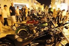 Grande successo per il motoraduno delle Harley Davidson