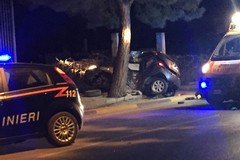 Incidente su via Martiri di Palermo, morti due 31enni andriesi
