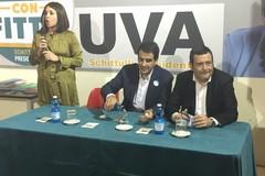 Regionali 2015, Rosa Uva quanto mai determinata