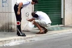 Presunto allarme bomba tra via Istria e via Imbriani