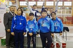 Scherma, Nicolò Ferrante vince il Gran Premio Giovanissimi