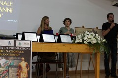 Premio Nazionale Giovanni Bovio: cerimonia di premiazione all'insegna dei valori e della sicurezza