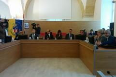 Provincia, Giorgino ha giurato: è il nuovo presidente