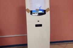 Cup all'ospedale di Trani: il totem per la fila è fuori uso da due anni
