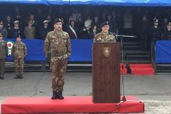 Caserma militare di Trani: il colonnello De Pasquale cede il comando al collega Bencinvenga