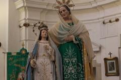 Oggi Trani in festa per la solennità di Sant'Anna