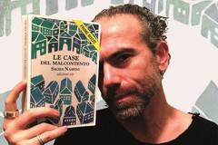 """A Trani lo scrittore Sacha Naspini e il suo """"Le case del malcontento"""""""