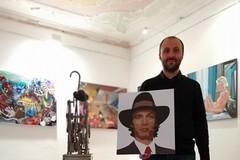 A Venezia sbarca Antonio Russo Galante nell'ambito di una prestigiosa mostra d'arte dedicata al cinema