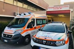 Servizio 118: all'Oer Trani affidato anche il servizio di automedica