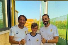 Il tranese Antonio Destino convocato dal Real Madrid per il Creator Camp