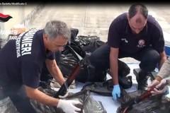 Traffico di droga e armi: nella rete dei carabinieri anche un pregiudicato di Trani