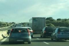 Incidente sulla statale 16 tra Trani e Bisceglie, traffico bloccato