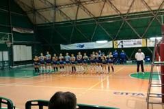 Altra vittoria per l'Adriatica Volley: 3 a 1 contro la Pegaso Molfetta