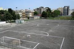 Campetto in via Imbriani, aggiudicati i lavori per la realizzazione del fondo sintetico