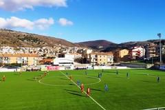 """Un acuto di Caruso fa cantare il Trani: 0-1 al """"Parisi"""" di San Marco in Lamis"""