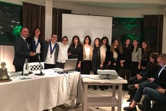 Riapre il Rotary Interact Club di Trani, alla sua guida Alessandro Vilella