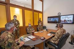 """Strade Sicure, il 9° Reggimento Fanteria con stanza a Trani lascia il Comando del Raggruppamento """"Puglia e Basilicata"""""""