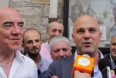 Gigi Riserbato sindaco di Trani