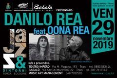 """Rassegna """"Jazz & dintorni"""", Danilo Rea e Oona Rea in concerto"""