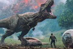 Al Cinema Impero ancora il quinto capitolo della celebre saga, Jurassic World: il regno distrutto