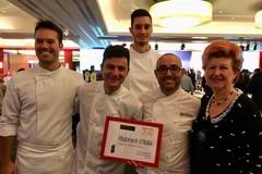 È tranese il miglior pasticcere d'Italia 2018: Luca Lacalamita