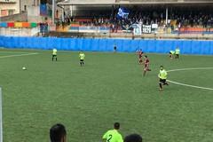 Coppa Italia Eccellenza, il Trani espugna Lauria volando ai quarti di finale