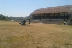 Stadio comunale, dal 15 settembre i lavori al manto erboso