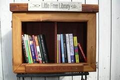 """""""Prendi un libro, rendi un libro"""", oggi in villa comunale l'inaugurazione della Free Little Library"""