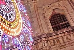 Luminarie e fuochi pirotecnici: tutte le luci della festa patronale