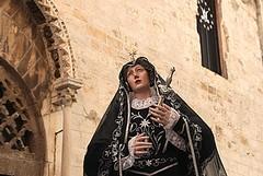 Oggi si festeggia la solennità della Madonna Addolorata