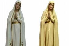 Santuario Madonna di Fatima: ecco la statua restaurata