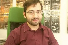Marco, l'ingegnere informatico che ha deciso di restare a Trani