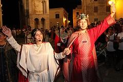 Nozze di re Manfredi, fervono già i preparativi per agosto