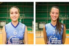 L'Adriatica volley Trani riconferma Ida Gabriele e Liviana Milillo