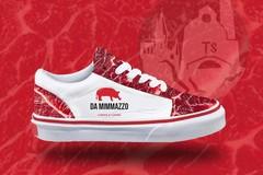 Le sneakers da Mimmazzo: la divertente risposta di Trani Sadness al delirio Lidl