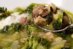 Minestra Verde: piatto semplice di tradizione per Santo Stefano