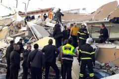 Terremoto in Albania, primo giorno di lavoro per i volontari delle Misericordie