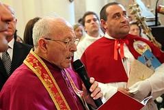Addio a monsignor Savino Giannotti, oggi i funerali in Cattedrale