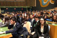 Gli studenti del De Sanctis volano a New York al Quartier Generale delle Nazioni Unite