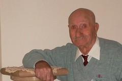 Il tranese Nicola Oreste festeggia oggi i suoi 106 anni