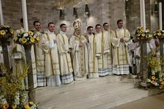 Diocesi, in Cattedrale l'ordinazione di tre diaconi permanenti