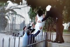 Un matrimonio, quattro velobox e un funerale (della città)