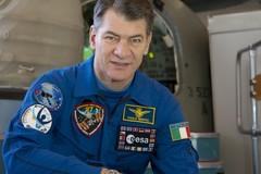 Gli studenti dello scientifico in collegamento con l'astronauta Paolo Nespoli
